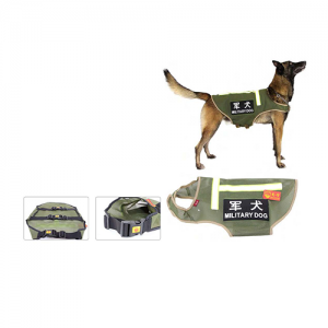 Military Service Dog Vest