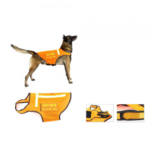 Search And Rescue Style Dog Vest
