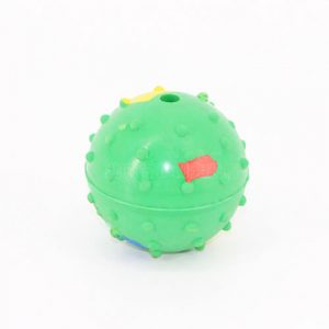 Hollow Rubber Dog Ball