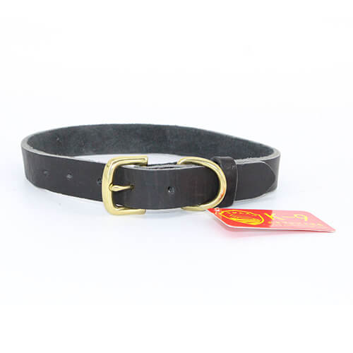 K9 Leather Dog Collars