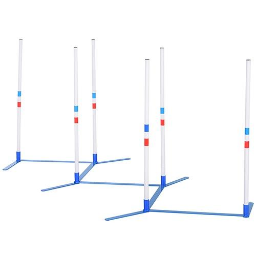 Dog Agility Weave Poles