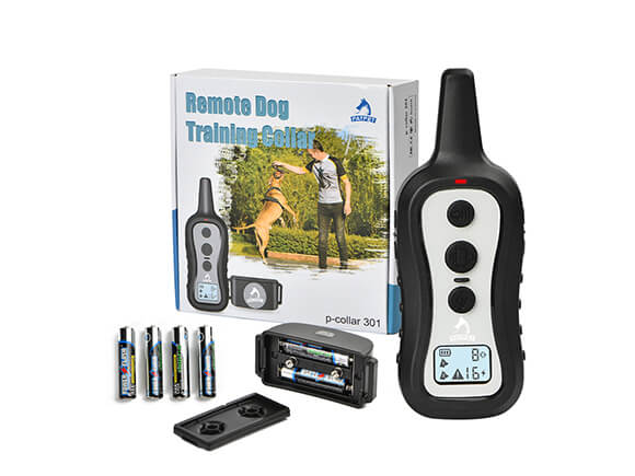 electronic dog training collars