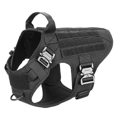 Police Dog Harness Vest