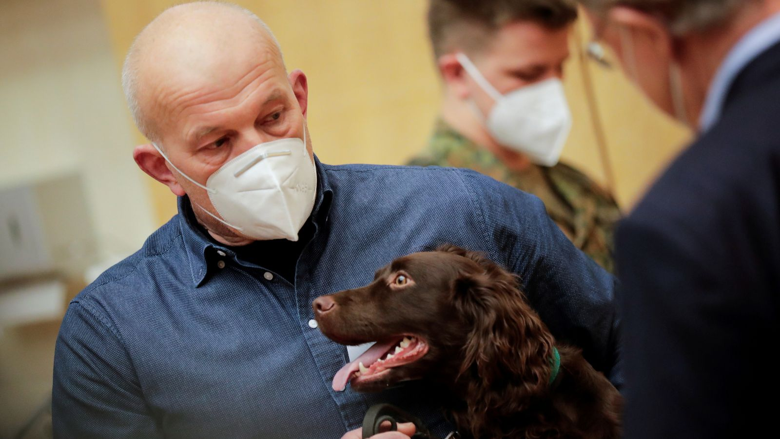 COVID-19: Scientists have trained sniffer dogs to detect coronavirus with 94% accuracy