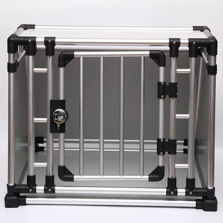 Military Dog Car Crate
