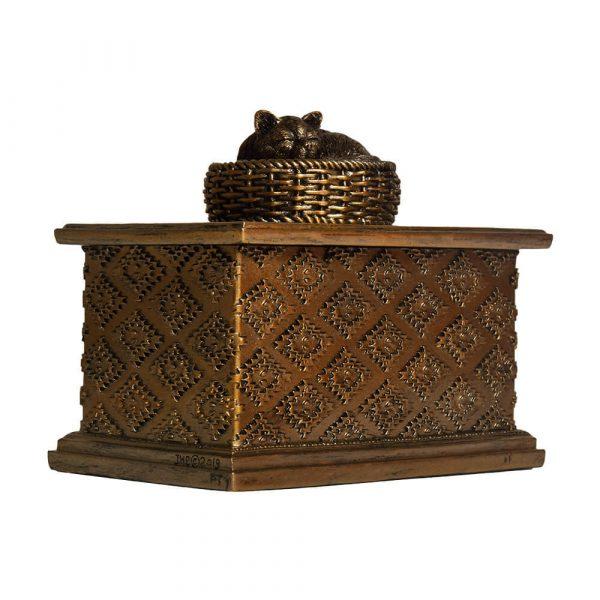 Dog Coffin Box