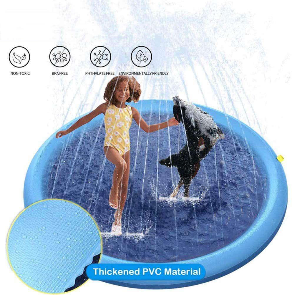 dog water pad